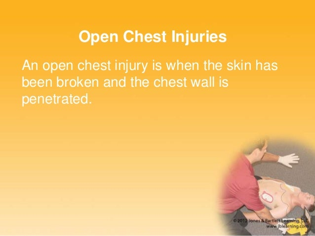 Chapter 13 Chest Abdominal And Pelvic Injuries