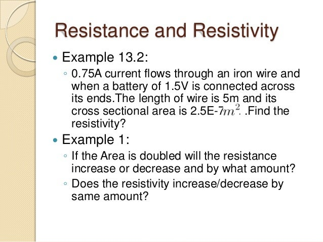 Chapter 13 lecture 3 resistance keyboard keysfo