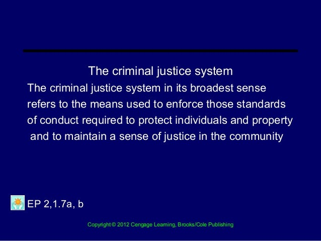 core components of criminal justice system Provide an overview of the three core components of the american criminal justice system (police, courts, and corrections) which of these core components are potentially the most harmful to the criminal justice system.