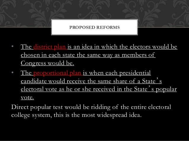 Chapter 13 presidency
