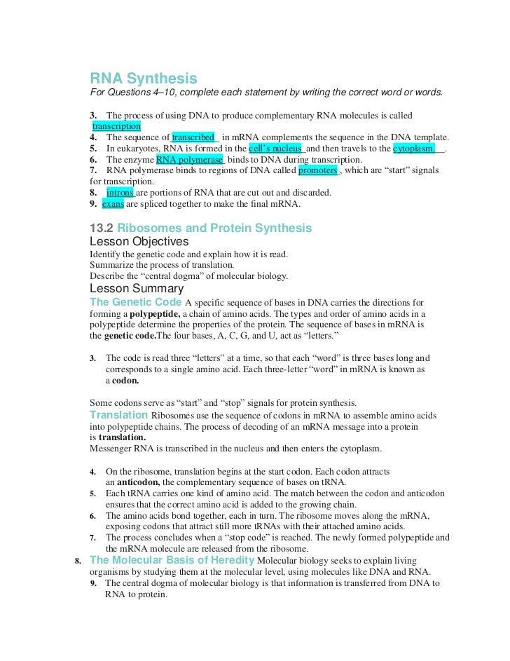 chapter13 worksheets rh slideshare net Genetics Objectives Study Guide Genetics Study Guide Grade 7