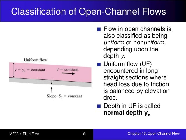open channel About open channel flow growing environmental regulations and the increasing importance of water as a natural resource are generating growing interest in measuring flow in open channels.