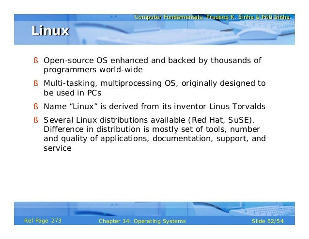 os fundamentals Mta student study guides download the study guide below and take advantage of additional  windows operating system fundamentals, 98-349 download .