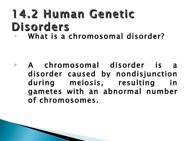 Describe two sex chromosome disorders foto 40