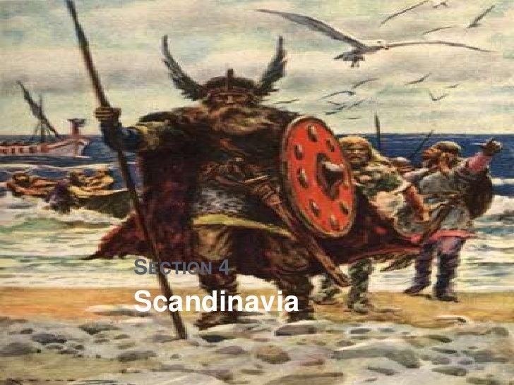 SECTION 4Scandinavia