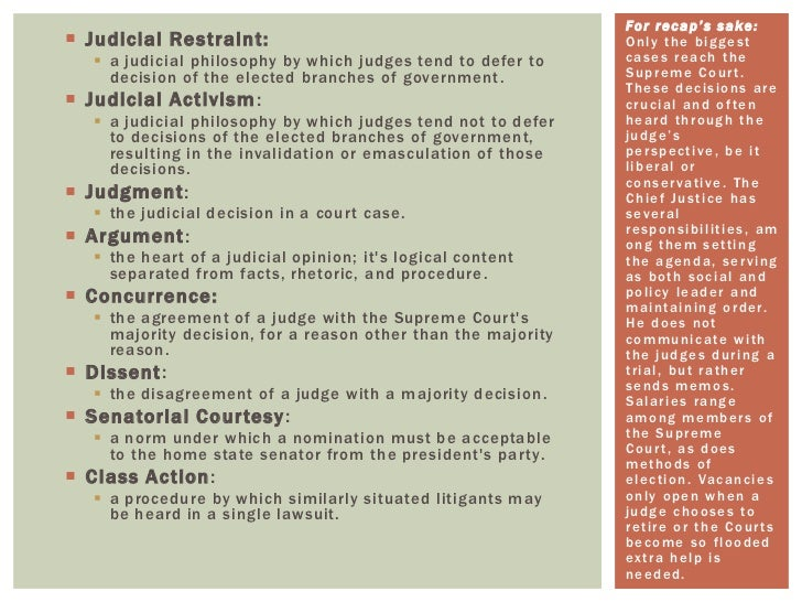 analysis of the judicial system of the united states The united states of america is unique in that it is comprised of a federal district and fifty states as a result, the legal system in the united states is divided into two separate courts: federal and state courts the differences between federal and state courts are defined mainly by jurisdiction, which refers to the types of cases a court is allowed to.