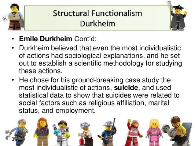 functionalism circumstance study