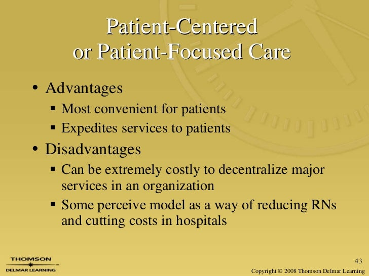 what are some advantages and disadvantages of the continuum of care model The tannenbaum and schmidt continuum is a simple model of  this enables the team to have some real influence over the shape of the manager's final decision.