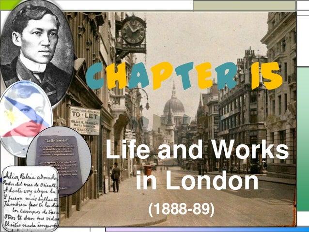 CHAPTER 15 Life and Works in London (1888-89)