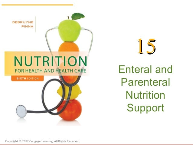 Enteral Nutrition Support - Oral and Tube Feeds by Rowan ... |Enternal Nutrition Support