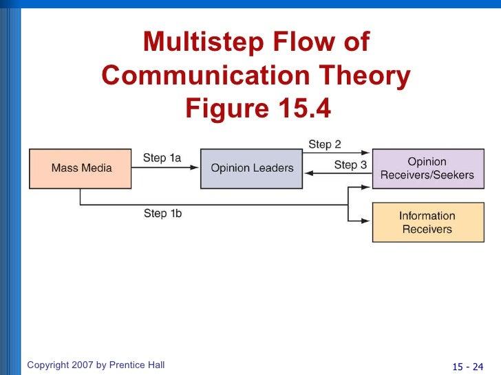 multi step flow theory pdf