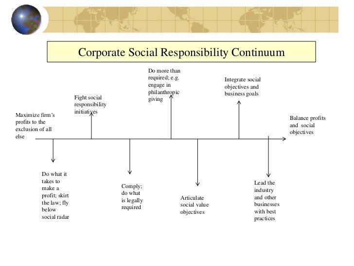 Csr research essay