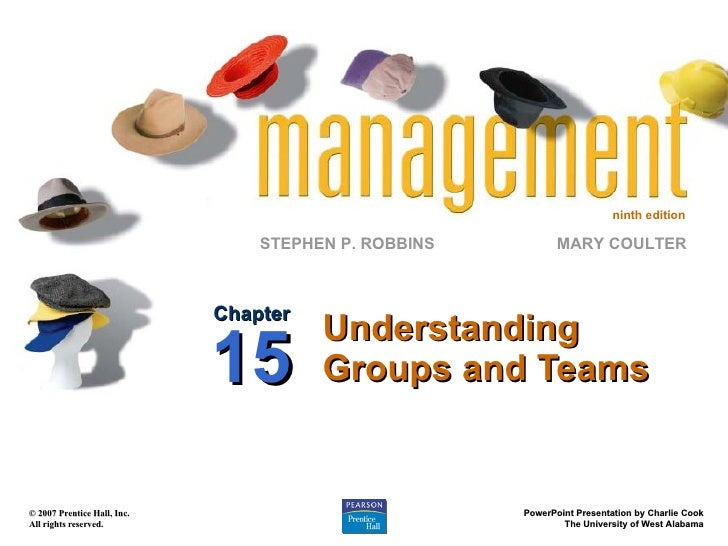Understanding Groups and Teams Chapter 15