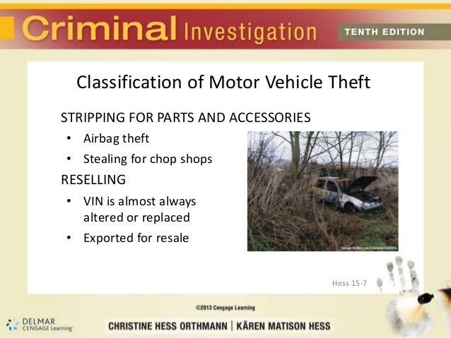 Does the VIN system prevent vehicle theft?