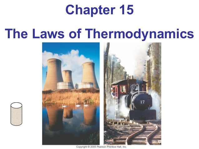 Chapter 15The Laws of Thermodynamics