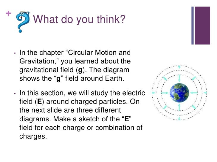 """+            What do you think?    •   In the chapter """"Circular Motion and        Gravitation,"""" you learned about the     ..."""