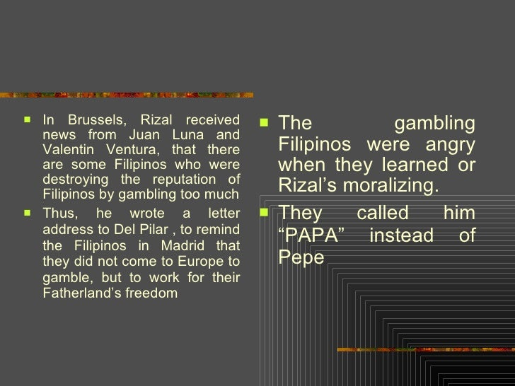 rizal chapter 12 Rizal report chapter 12 1 chapter 12 hongkong, macao, japan 2 hounded by powerful enemies, rizal was forced to leave his.