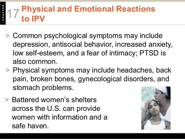 Fear Of Intimacy In Women Symptoms