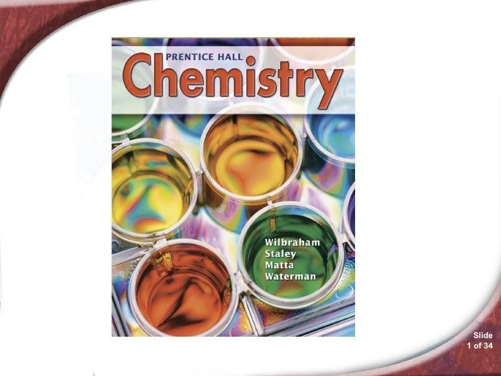 Chemistry 17.1