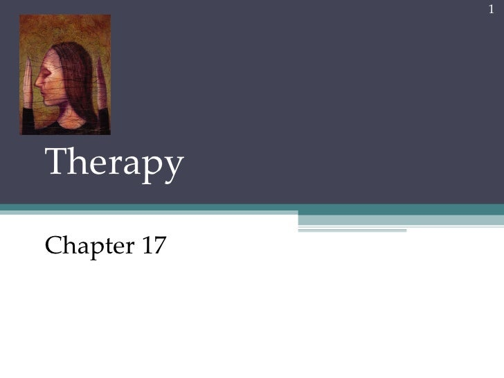 Therapy Chapter 17