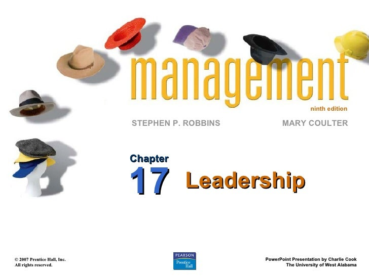 Leadership Chapter 17