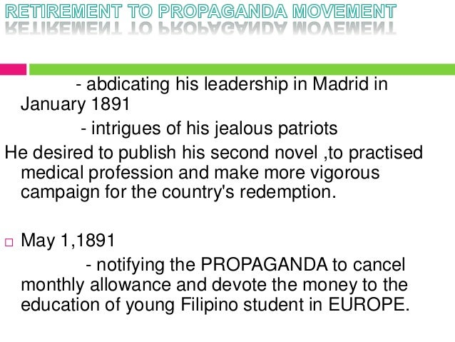 """reaction paper on jose rizal chapter 9 17 Part iii: changing images of jose rizal chapter 7: floro c quibuyen, """"chapter 2 : """"rizal and the revolution,"""" a nation aborted: rizal  response of ileto to the  guerrero's criticism is compiled in chapter 9 of filipinos and  17 lastly, i sum  up here rafael's profile after receiving his phd from cornell."""