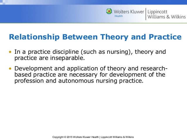the correlation of hills theory to the practice of nursing