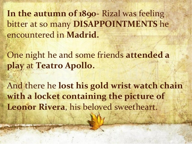 life works and writings of rizal chapter 15 summary (life's, works and writings of jose rizal)  jose rizal short quiz (15 items) introduction to jose rizal life, works and writings.