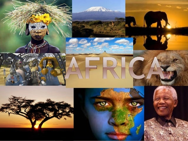  A continent of plateaus, basins, and riftvalleys, Africa features dense rain forests,vast grasslands, and the world's la...