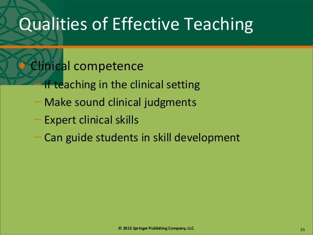 constructive teaching methods nursing Teaching and learning in nursing 12 (2017) 226–228  qsenorg/giving-and-receiving-constructive-feedback/  and use improvement methods to design and test changes.