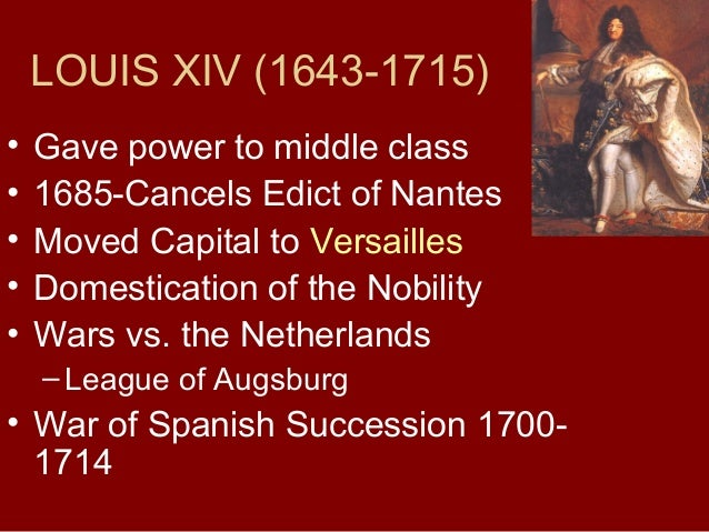 Louis xiv foreign policy