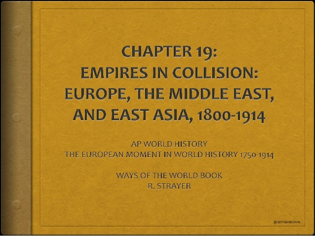ap european history chapter 19 outline