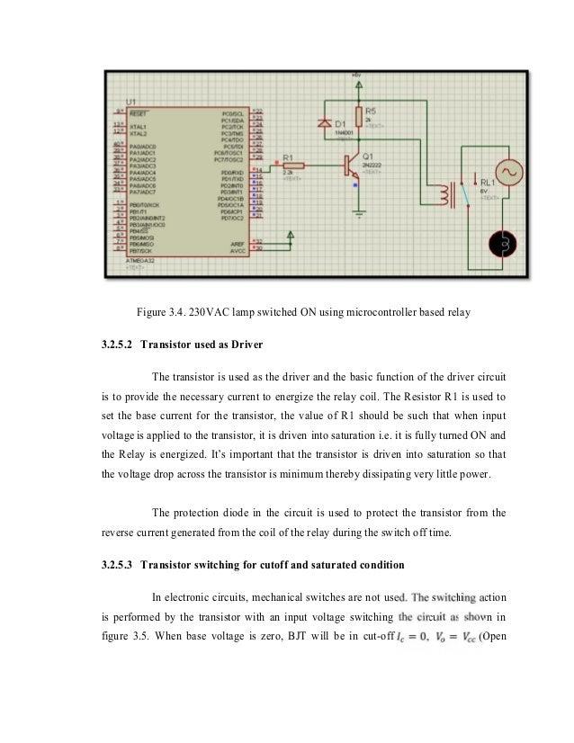 Microcontroller based transformer protectio