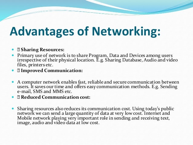 "network chapter 1 notes 1 introducing basic network concepts ""in the beginning, there were no networks life was bad"" —mike meyers in this chapter, you will learn how to."