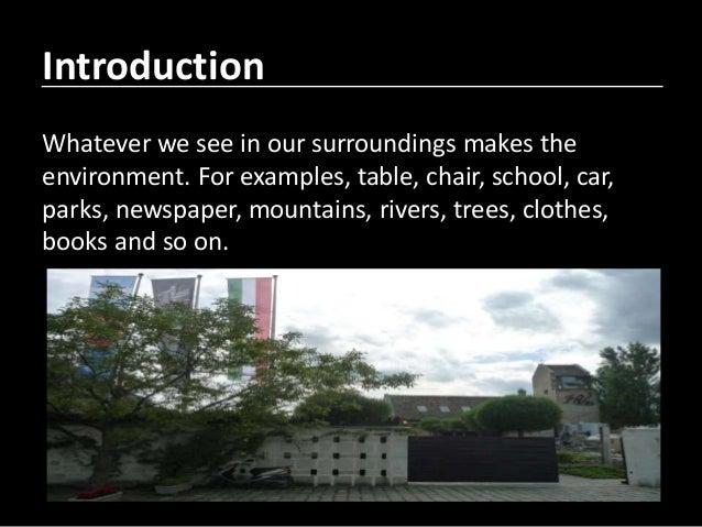 Environment - Class 7 - Geography (Social Studies) Slide 3