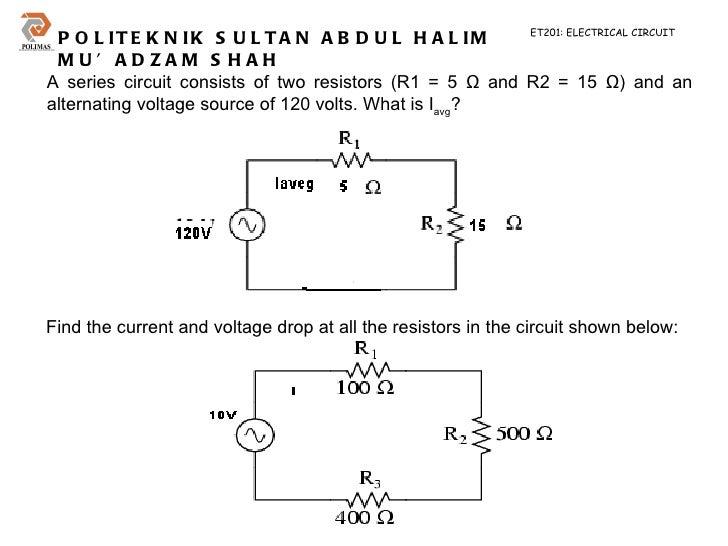 chapter 1 et20138 et201 electrical circuit