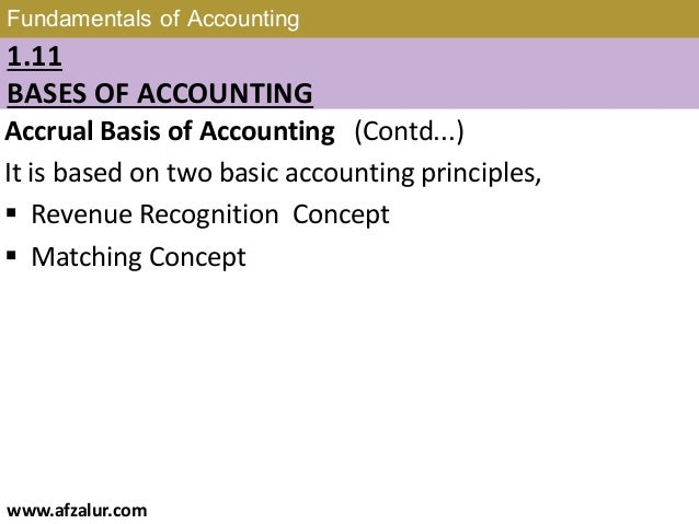 describe how the modified accrual basis of accounting differs from full accrual accounting It is an accounting method commonly used by government agencies that combines accrual-basis accounting with cash-basis accounting modified accrual accounting recognizes revenues when they become available and measurable and, with a few exceptions, recognizes expenditures when liabilities are incurred.