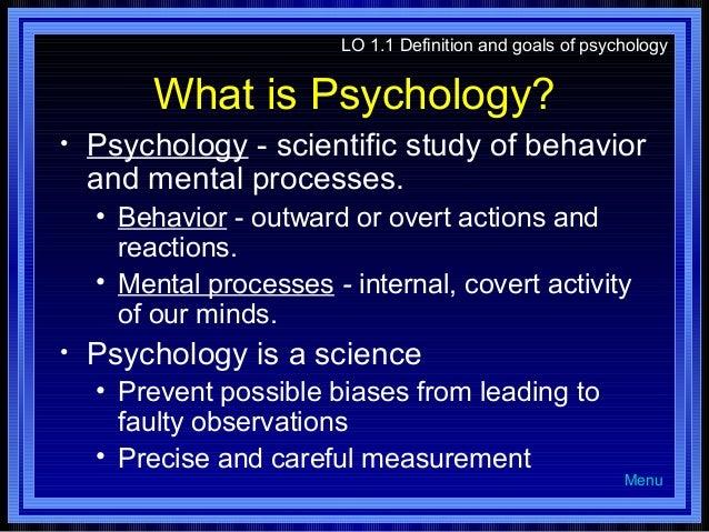 Psychology and behaviorism functionalism