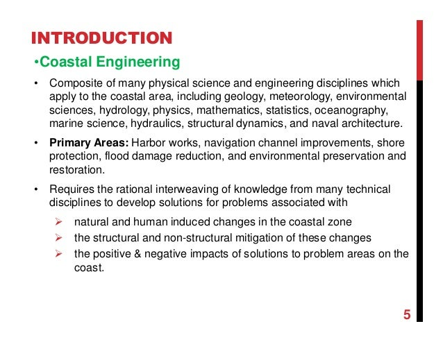 Chapter 1 Introduction To Coastal Engineering And border=