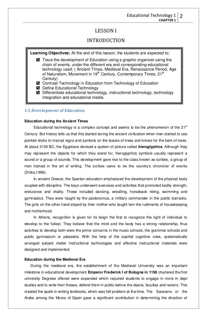 enrichment activity in educational technology This paper presents an enrichment case study to showcase a possible avenue  for  when designing learning activities, it can be useful to consider the  information  students came to explore sibling curves using technology.