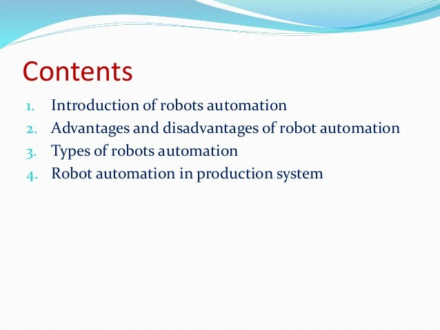 Robotics / Automated Systems Technology A.A.S. Degree