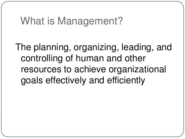planning organising leading and controlling The major functions that a manager completes can be categorized into four  different functions known as planning, organizing, leading, and controlling for  some.