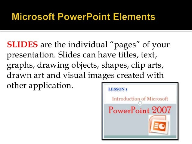 cac41acd9cf0b Chapter 1 lesson 1 introduction to microsoft power point