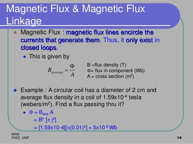 Chapter1 magnetic and induction