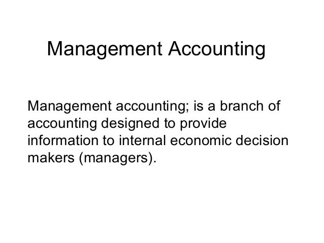 management accounting trial balacnce The first step toward interpreting the financial results of your business is preparing a trial balance  computer accounting system that  trial is a success, and.