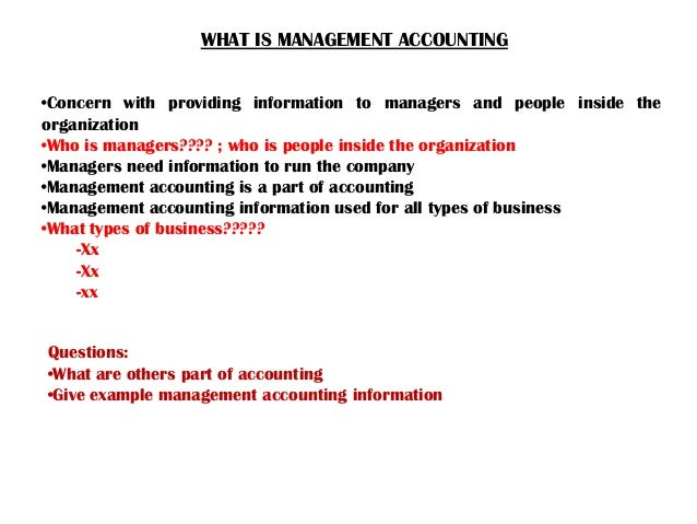 Business Accounting (Gbb/Gcb 1013)