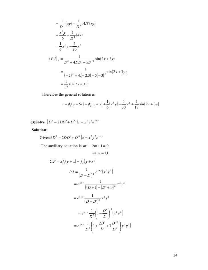 Chapter 1 Maths 3