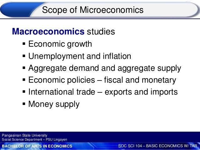 macro economic basics