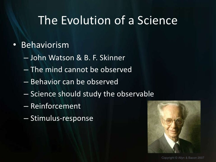 an analysis of bf skinners theory of human behavior and its applications Discover b f skinner famous and rare quotes bf skinner (2012) science and human behavior, p65, simon and schuster what does change is our chance of doing something about the subject of a theory newton's analysis of the light in a rainbow was a step in the direction of the.