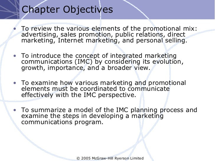 Communications proposal template content communication objectives.